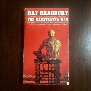 "Ray Bradbury ""The Illustrated Man"""